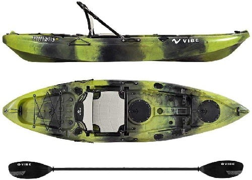 Vibe Kayaks Angler Stand Up Fishing Kayak