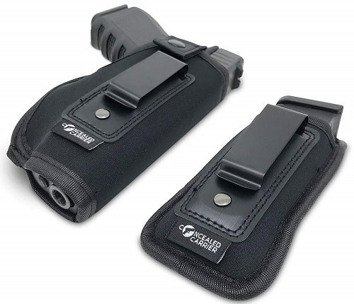 Concealed Carrier Universal IWB Holster Fits All Firearms