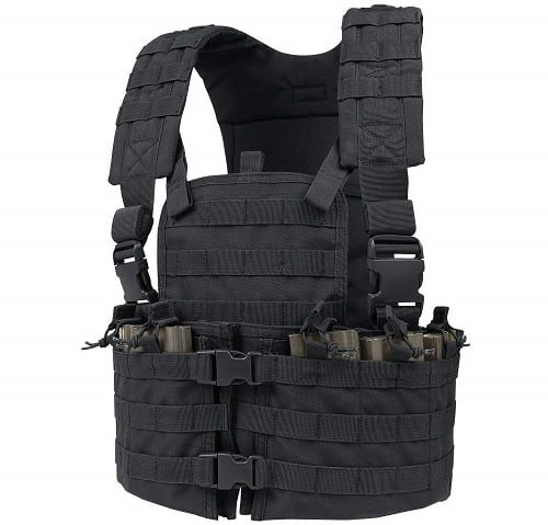 Condor Outdoor Modular Chest Plate Carrier