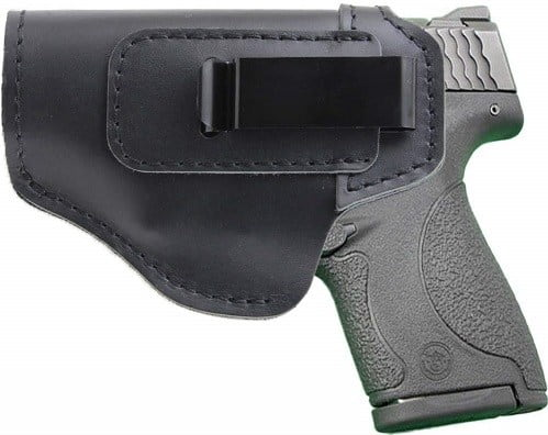 Fast Gunman IWB Concealed Holster Leather