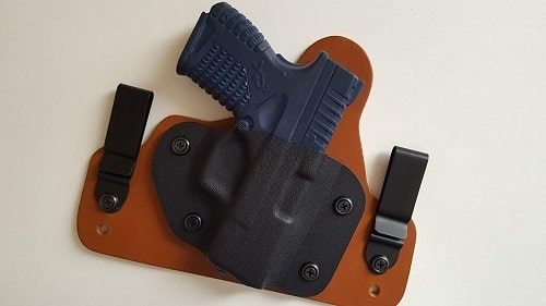 Homestead Holsters Hybrid Kydex IWB Holsters