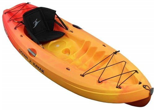 Ocean Kayak Frenzy Sit On Top Touring Kayak