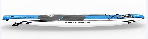 Scott Burke Hydro Stand Up Paddle Board