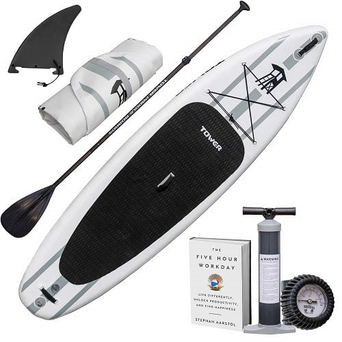 Tower Stand Up Paddle Board Package