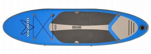 Vilano Navigator Inflatable SUP Package