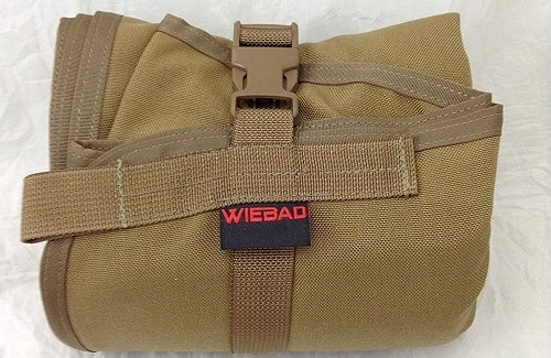 Wiebad Padded Shooting Mat