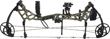 Hybrid Cam Compound Bows