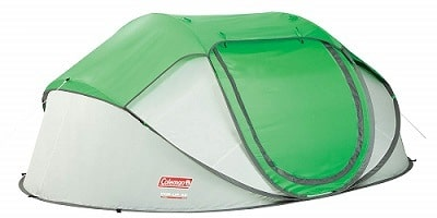 Coleman 4-Person Pop Up Tent