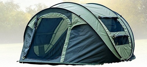 FiveJoy Instant Pop Up Camping Tent