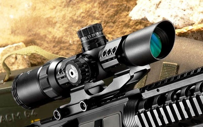 How to Buy the Best 1-4x Scopes