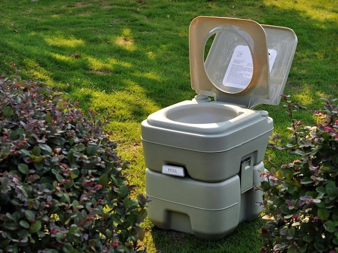 How to Buy the Best Camping Toilet