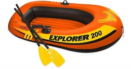 Intex Explorer 200 2-Person Inflatable Boat