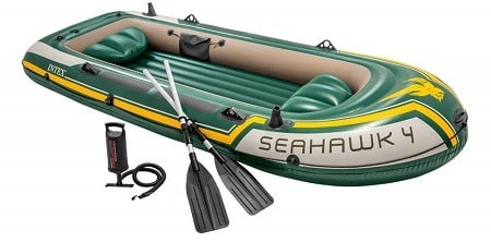 Intex Seahauk 4 4-Person Inflatable Boat