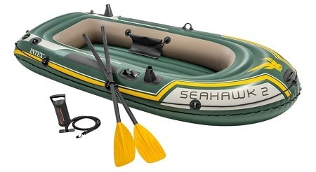 Intex Seahawk 2 2-Person Inflatable Boat