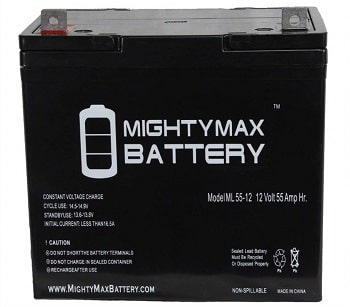 Mighty Max Battery Trolling Motor Marine battery