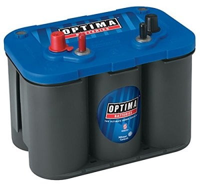 Optima 8006-006 BlueTop Starting Marine battery