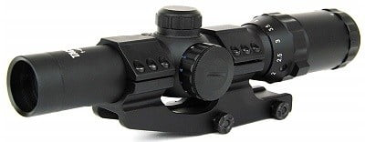 TacFire 1-4x24 Tactical Rifle Scope