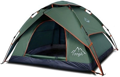 Toogh Automatic Instant Pop Up Tent