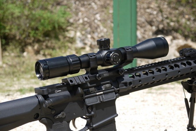Top Rifle Scope Brands