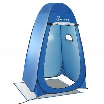 WolfWise Instant Privacy Pop Up Tent