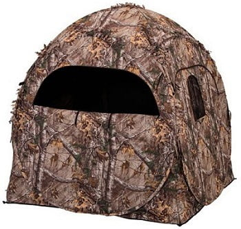 Ameristep Realtree Xtra Doghouse Ground Blind