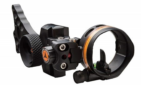 Apex Gear Covert Single Pin Bow Sight