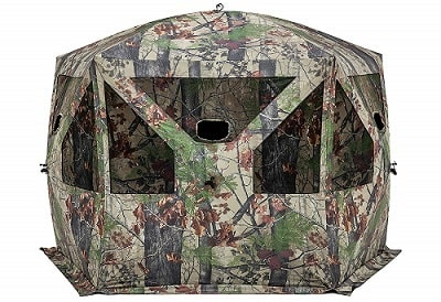 Barronett Blinds PT550BW Portable Ground Blind