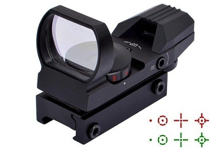 Feyachi Reflex Sight with Adjust Reticle