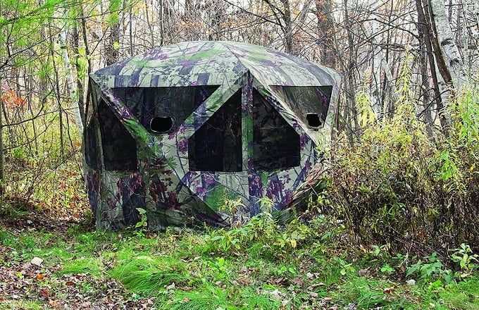 Ground Blind vs. Tree Stand