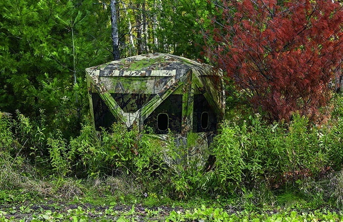 How to Buy the Best Ground Blind