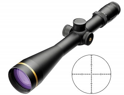 Leupold VX-6 Side Focus Rifle Scope