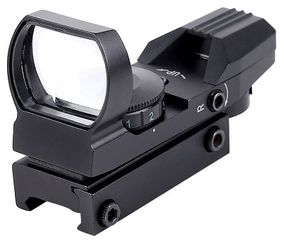 Ohuhu Red Green Reflex Sight