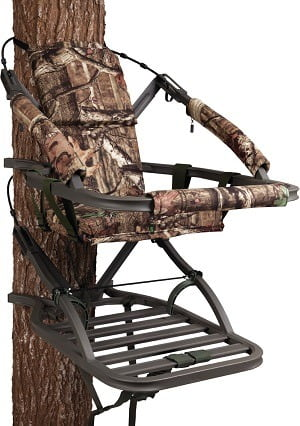 Summit Treestands SU81119 Goliath Climbing Tree Stand