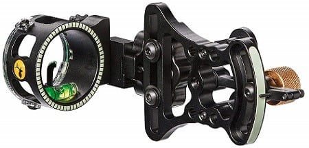 Trophy Ridge Pursuit Vertical Single Pin Bow Sight