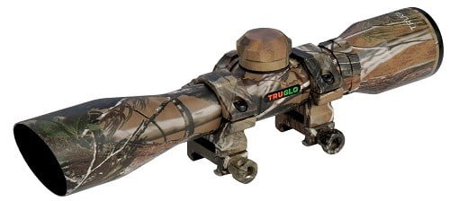 Truglo Crossbow Scope with Rings APG