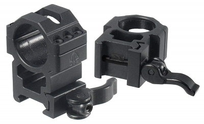 UTG High Pro LE Grade Picatinny QD Scope Ring