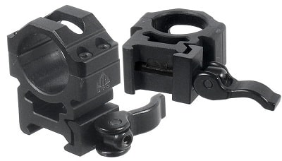 UTG Med Pro QD Scope Ring