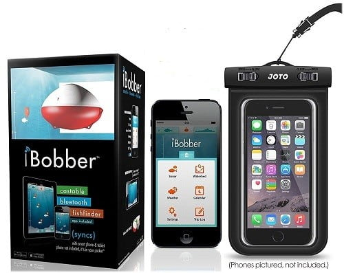 iBobber-Wireless-Bluetooth-Smart-Portable-Fish-Finder