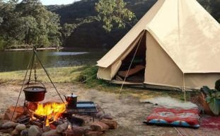 Best Glamping Tent