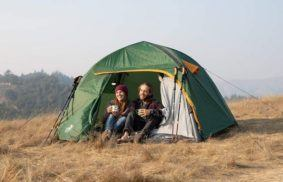Best Inflatable Camping Tent