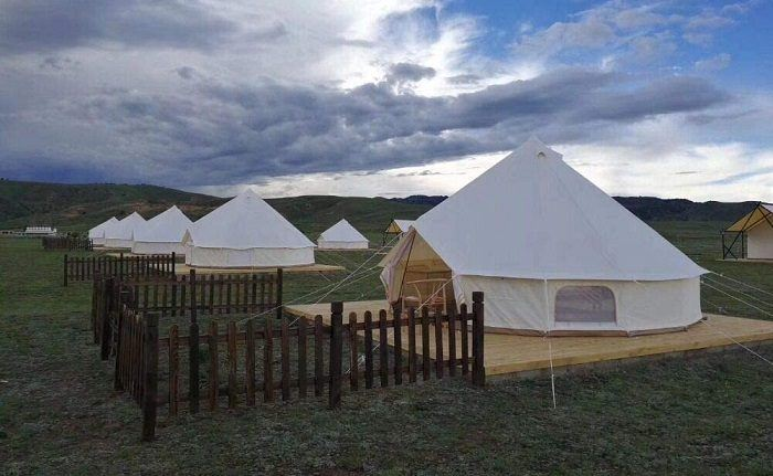 How to Buy the Best Glamping Tents