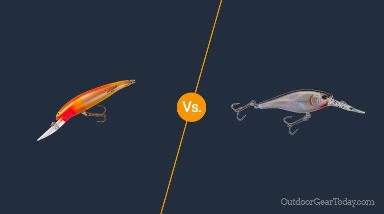 Jerkbait vs. Crankbait