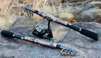 Plusinno Telescopic Fishing Rod Review