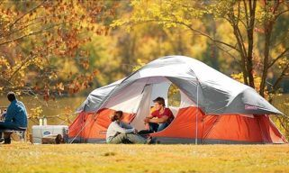 Best 3 Room Camping Tent