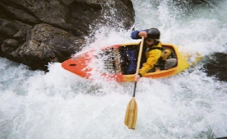 Different Types of Whitewater Kayaks