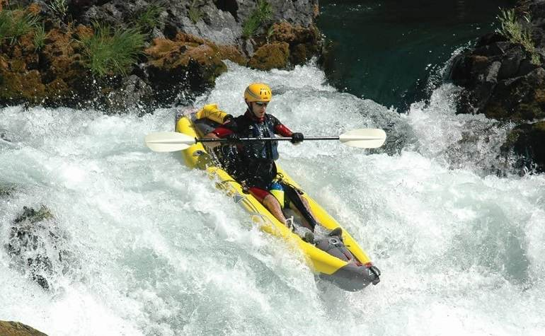 How to Buy the Best Whitewater Kayak