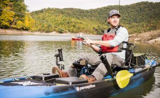 Perception Kayaks Pescador Pilot Review