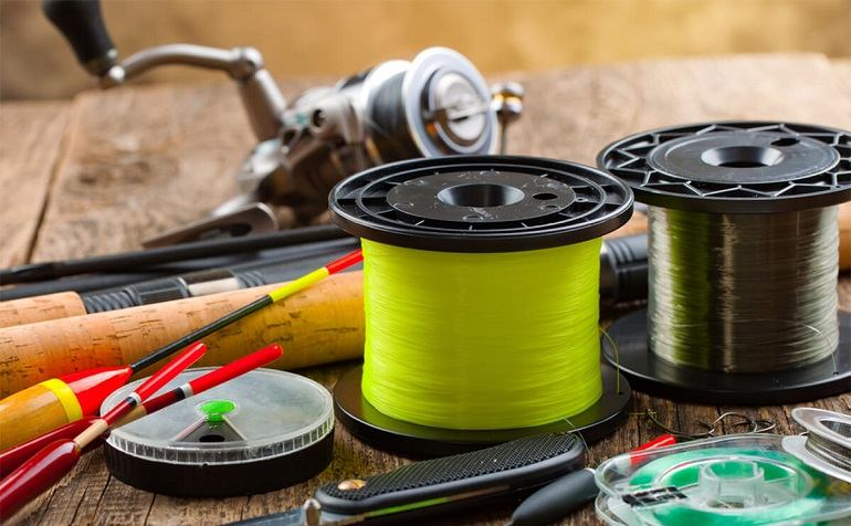 Types of Fishing Lines