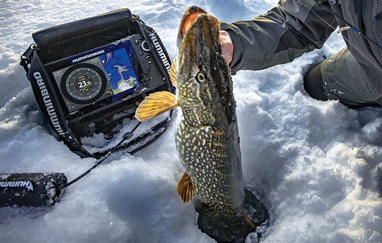 How to Buy the Best Ice Fishing Fish Finders