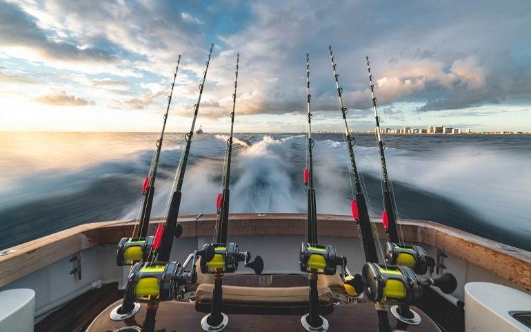 Types of Fishing Rod